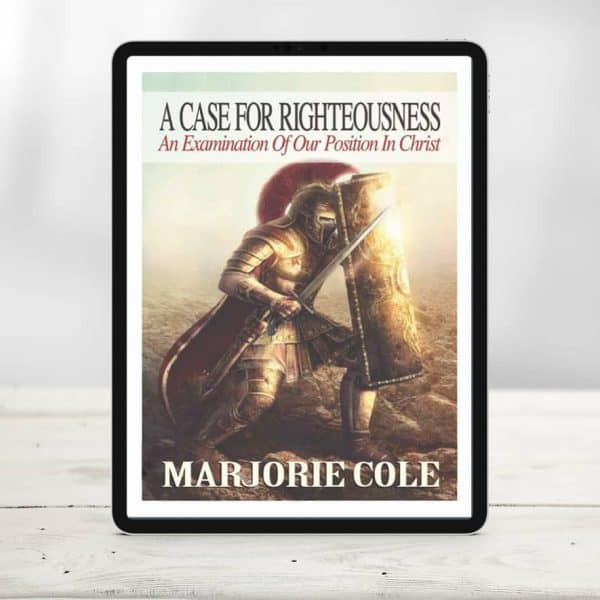 A Case For Righteousness Pdf