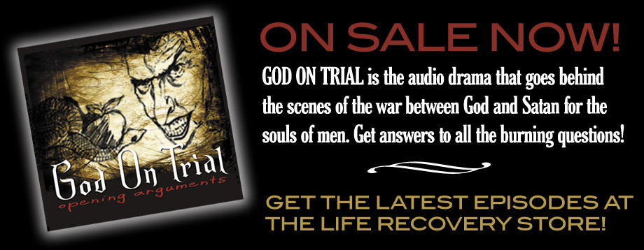 GOD ON TRIAL - OPENING ARGUMENTS